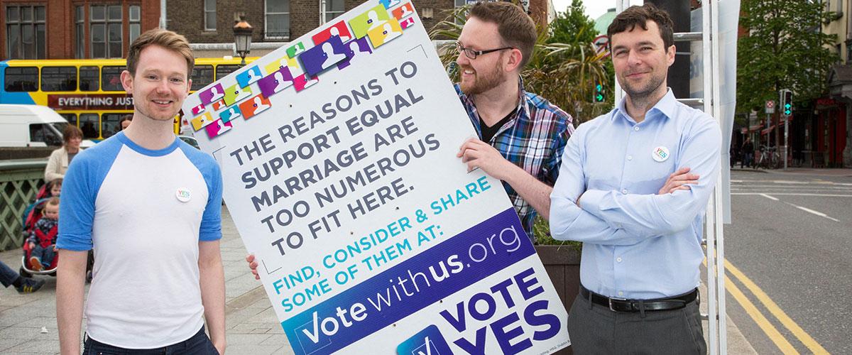 Eoin Wilson, Dónal Mulligan, Ewan Kelly; VoteWithUs.org